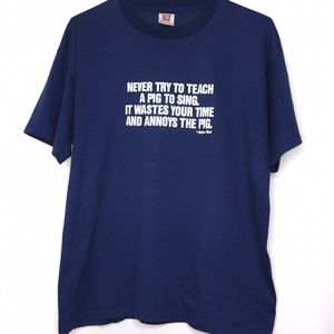 Other - Mellow Mail Tee Single Stitch Tee